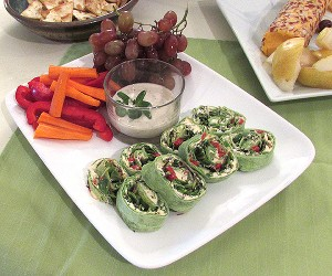 veggie-cream-cheese-rollup